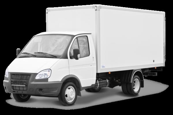 Грузовик 1,5 тонны (Фургон, тент) на 6 палет