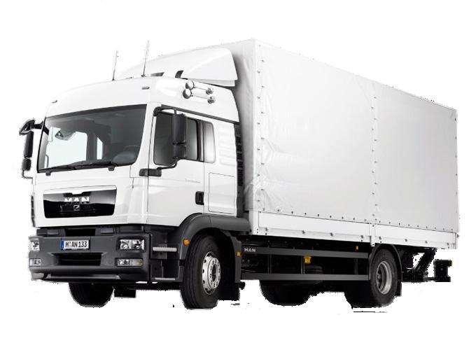 Грузовик 10 тонн (фургон, тент)