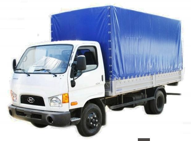Грузовик 3 тонны (Фургон, тент)